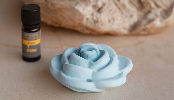 Scent Rose Blue