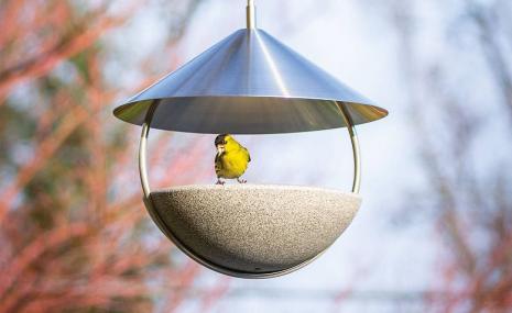 Around Set Vogeltränke und Futterhaus Granicium®