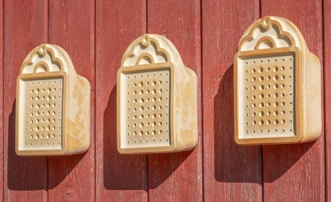 Wild Bee House CeraNatur® Set of 3 Pieces