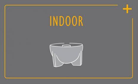 Komfort-Service für das Schmelzfeuer® Indoor