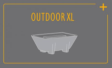 Komfort-Service für das Schmelzfeuer® Outdoor XL