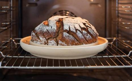 Bread&Cake - Die patentierte Backplatte