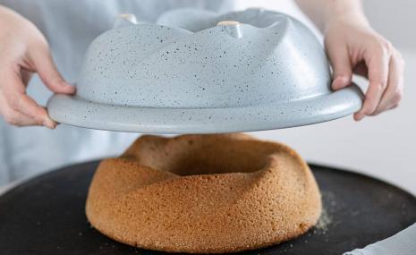 Gugelhupfbäcker - Die patentierte Kuchenform
