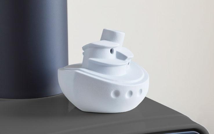 dampfer wasserverdunster hellgrau denk keramik. Black Bedroom Furniture Sets. Home Design Ideas