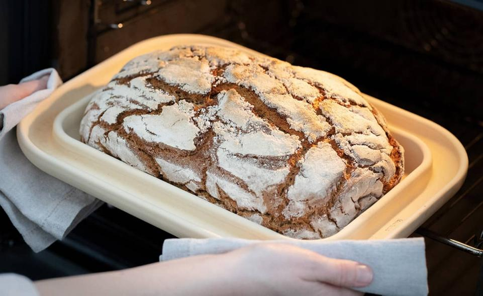 Bread&Cake XL - Die patentierte Backplatte