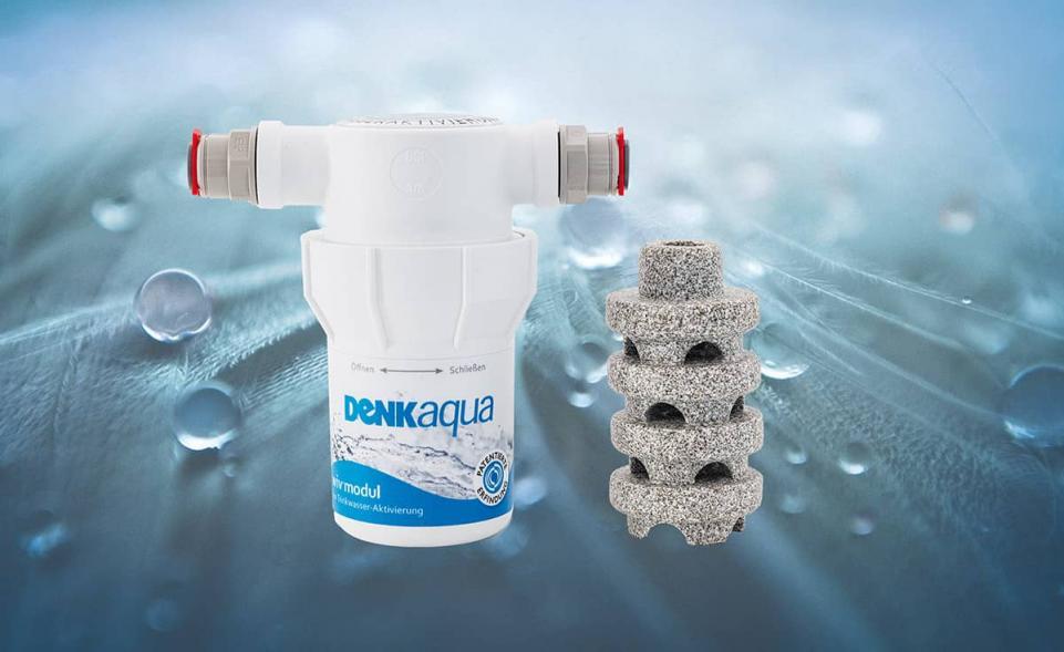 3Quellen® Modell S Wasseraktivierung