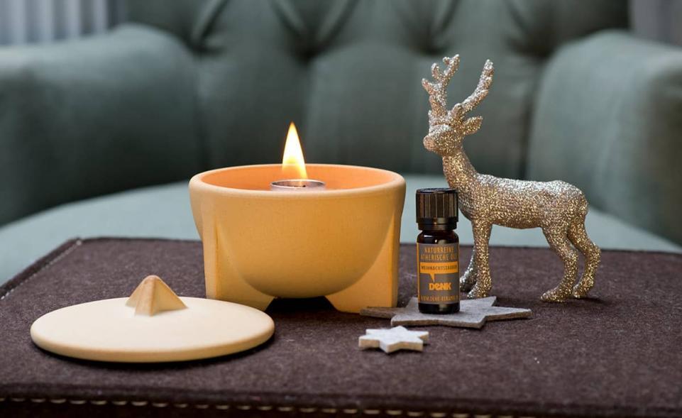 Weihnachts-Set Schmelzfeuer Indoor CeraNatur®