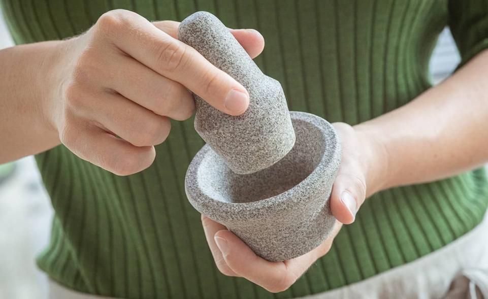 Hand Mortar Granicium®