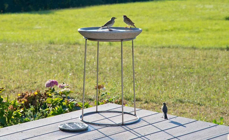 Ständer für die Vogeltränke | DENK Keramik