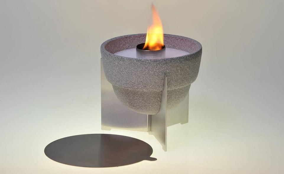 Sehr Schmelzfeuer Outdoor L Granicium® mit Deckel | DENK | DENK Keramik FS77