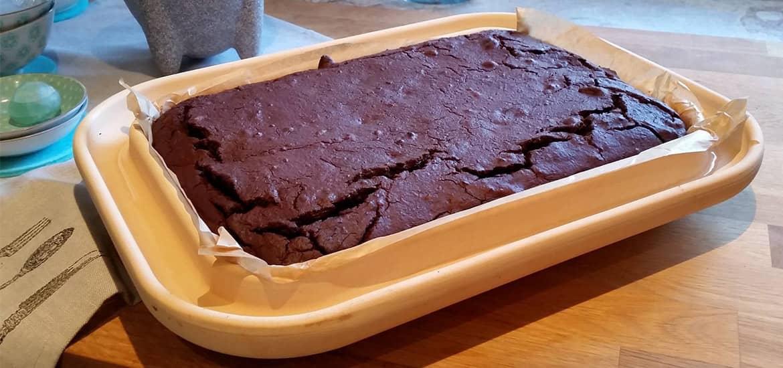 Low Carb Brownies Denk Keramik