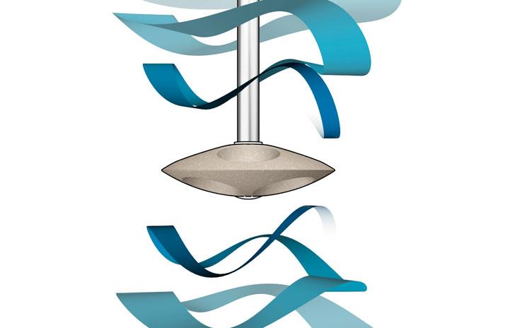 3Quellen Pulsator zur Trinkwasser-Aktivierung