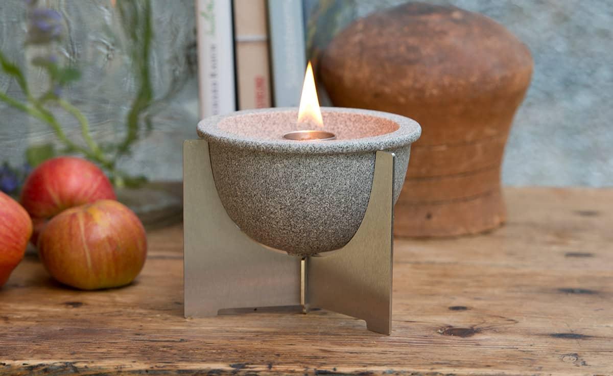 Fabulous Schmelzfeuer Indoor M Granicium® mit Deckel | DENK Keramik QA62