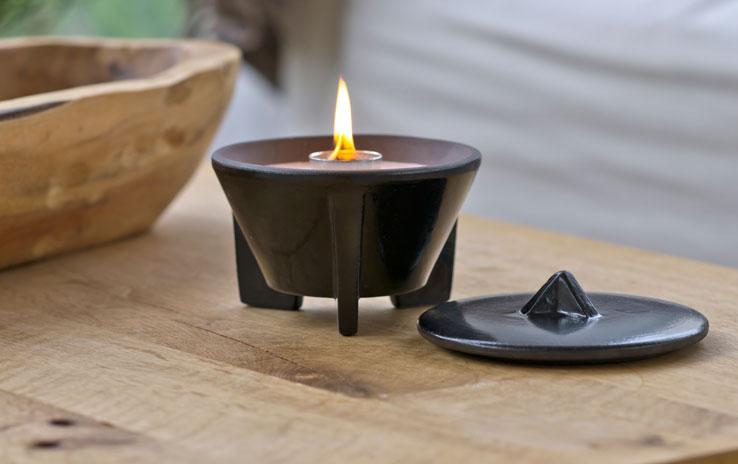 Schmelzfeuer Indoor CeraLava® | DENK Keramik