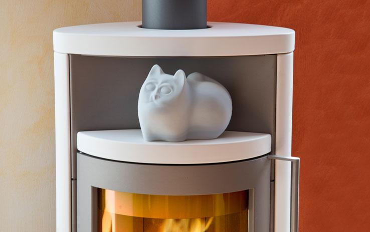 kater wasserverdunster hellgrau denk keramik. Black Bedroom Furniture Sets. Home Design Ideas