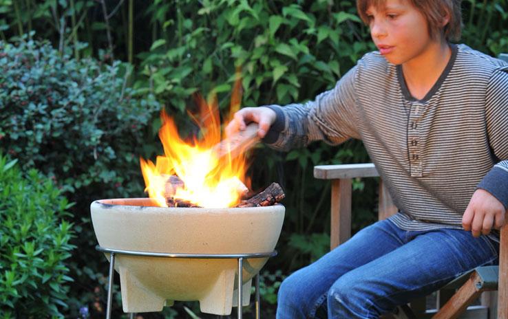 Feuerschale | DENK Keramik