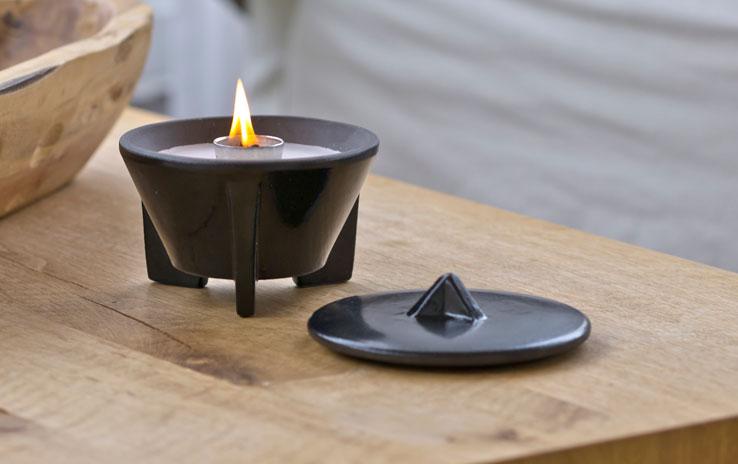 deckel f r das schmelzfeuer indoor ceralava denk keramik. Black Bedroom Furniture Sets. Home Design Ideas