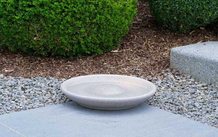 Bird Bath Granicium® | DENK Keramik