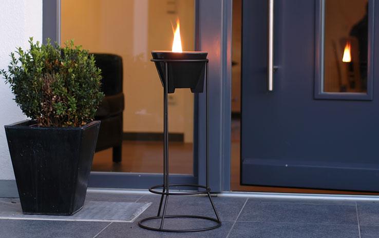 Schmelzfeuer Outdoor CeraLava® | DENK Keramik