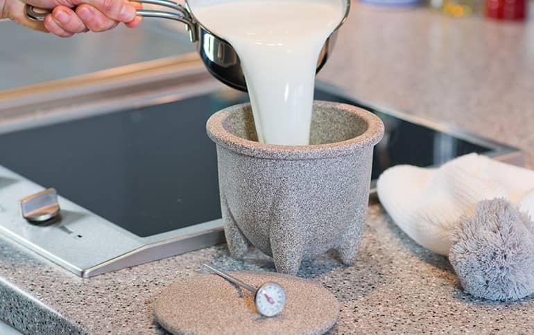 joghurtmacher denk keramik. Black Bedroom Furniture Sets. Home Design Ideas
